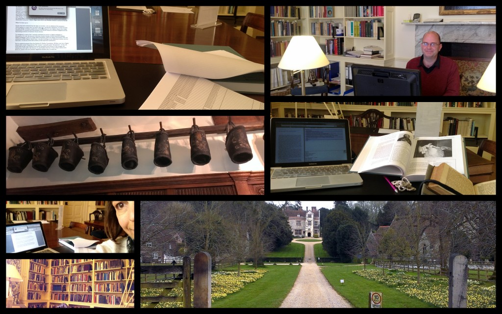 Chawton House Library is paradise for (studying) Early Women Writers
