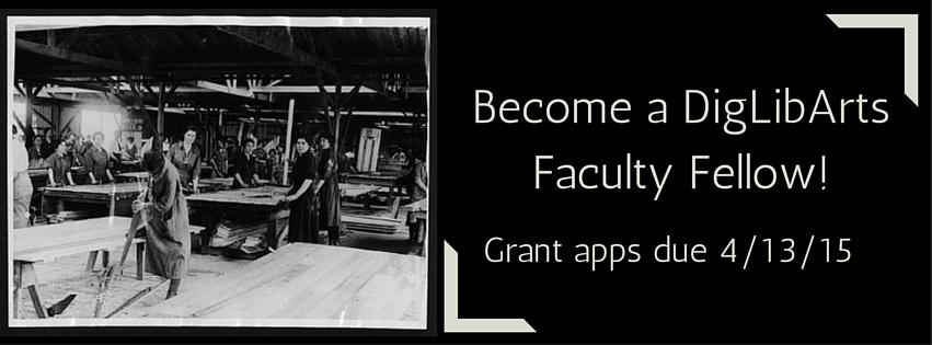 Grant Apps Announcement