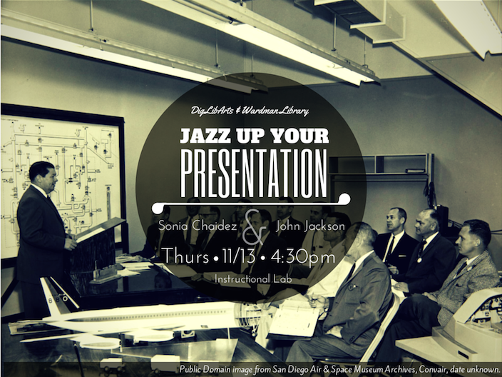 Jazz Up Your Presentations