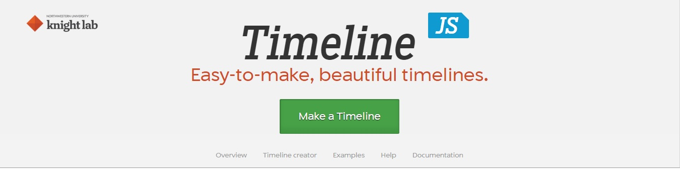 Tutorial: Knight Lab Timeline JS – DigLibArts