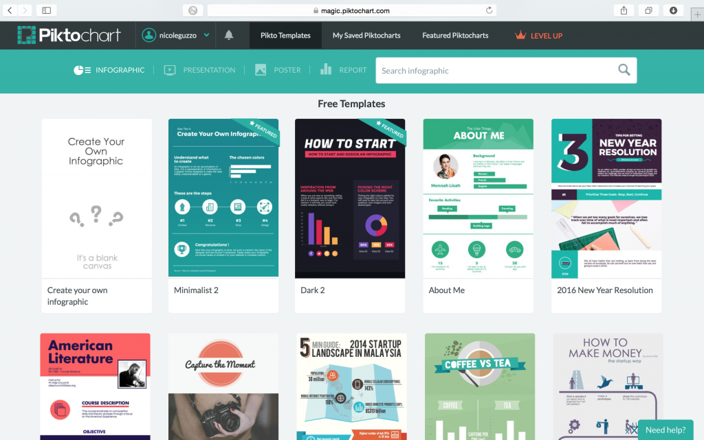 The 6 best tools for creating infographics  Creative Bloq