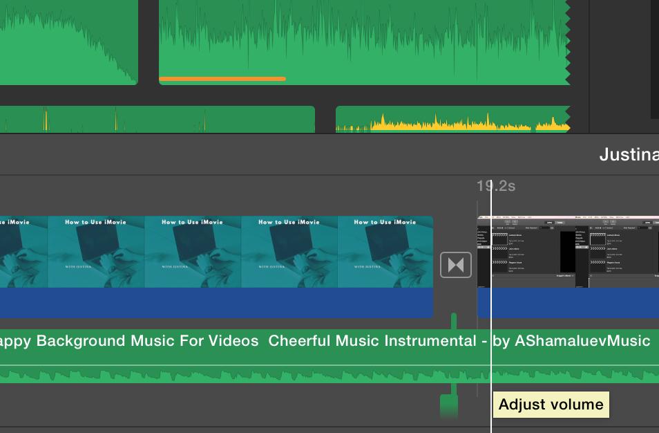 Tutorial: Using iMovie version 10 0 6 – DigLibArts