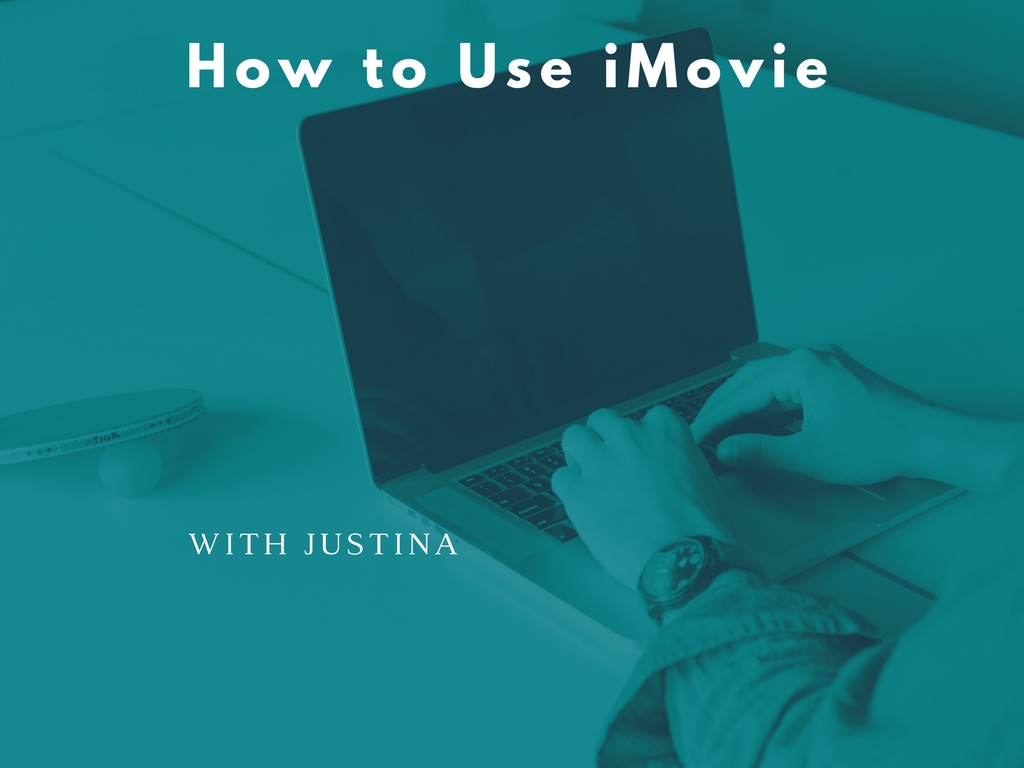 how to create rewind effect in imovie